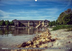 Stuttgart - Bilder einer Stadt 2020 (Wandkalender 2020 DIN A2 qu