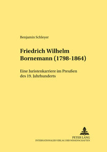 Friedrich Wilhelm Bornemann (1798-1864)