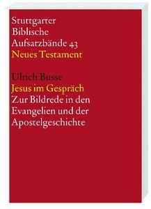 Jesus im Gespräch