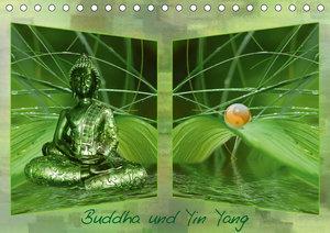 Buddha und Yin Yang