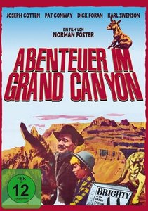 Abenteuer im Grand Canyon, 1 DVD