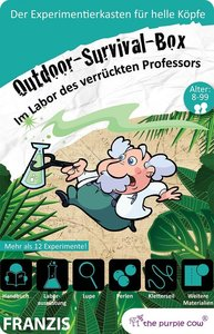 Im Labor des verrückten Professors: Outdoor-Survival-Box