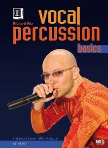 Vocal Percussion Basics - DVD