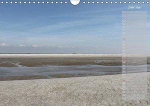 Strandspaziergang / Geburtstagskalender