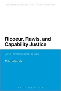 Ricoeur, Rawls, and Capability Justice