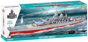 COBI 3083 - Battleship Yamato - Word of WarShip, 1:300, 2450 Tei