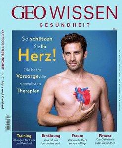 GEO Wissen Gesundheit mit DVD 02/2015 - Herz