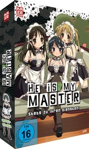 He is my Master