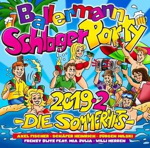 Ballermann Schlagerparty 2019.