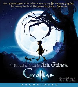 Coraline, Audio-CD (Film Tie-In)