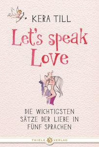 Let's speak love