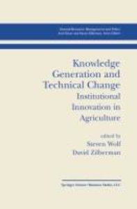 Knowledge Generation and Technical Change