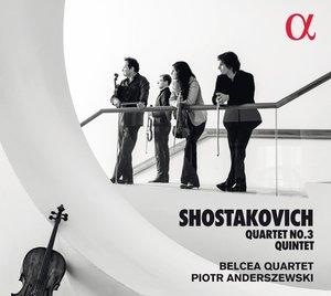 Klavierquintett op.57/Streichquartett op.73