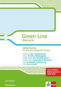Green Line Oberstufe / Abiturthemen für das grundlegende Niveau,