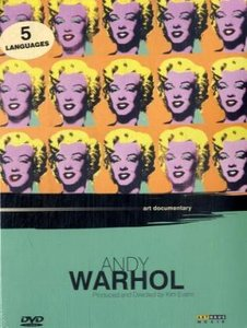 Andy Warhol, 1 DVD