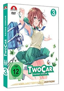 Two Car. Tl.3, 1 DVD (Limited Collector\'s Edition)