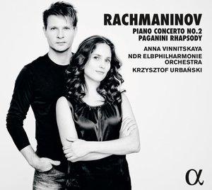 Klavierkonzert 2/Paganini Rhapsodie