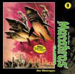 Macabros Classics-Blutregen Folge 9