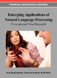 Emerging Applications of Natural Language Processing: Concepts a