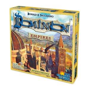 Rio Grande Games 22501410 - Dominion Empires, Erweiterung