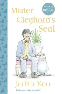 Mister Cleghorn's Seal. Book + CD