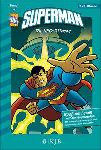Superman 14: Die UFO-Attacke