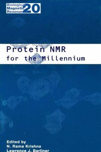 Protein NMR for the Millennium