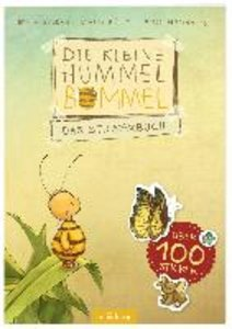 Die kleine Hummel Bommel - Das Stickerbuch