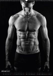 Black and White Fitness - Oliver
