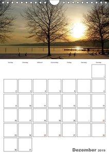Starnberg Wasserfarben - Watercolours / Planer (Wandkalender 201