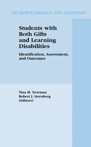 Students with Both Gifts and Learning Disabilities