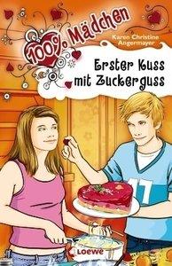 Erster Kuss mit Zuckerguss