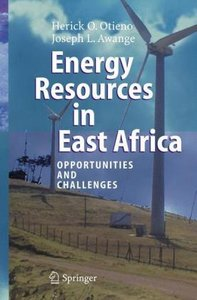 Energy Resources in East Africa