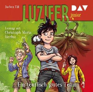 Luzifer junior-Teil 2: Ein teuflisch gutes Team