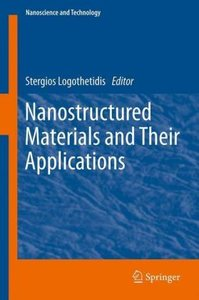 Nanostructured Materials and Their Applications