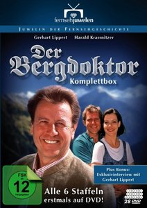 Der Bergdoktor - Komplettbox