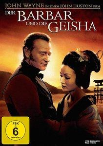 Der Barbar und die Geisha, 1 DVD