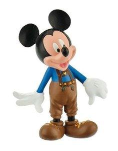 Micky in Lederhose, Spielfigur