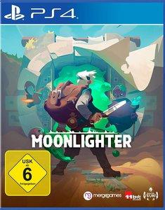 Moonlighter, 1 PS4-Blu-ray Disc