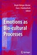 Emotions as Bio-cultural Processes - zum Schließen ins Bild klicken