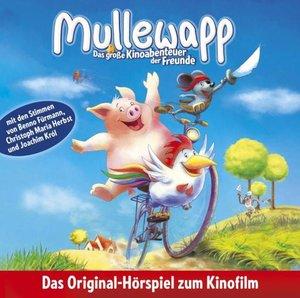 Heine, H: Mullewapp/Kinoabenteuer der Freunde/CD