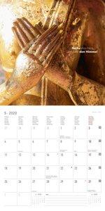 ZEN 2020 Broschürenkalender