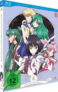 Sailor Moon Crystal - Blu-ray 6