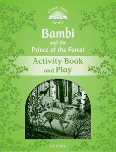 Level 3. Bambi Activity Book & Play