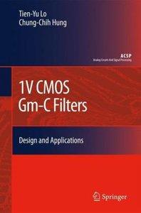 1V CMOS Gm-C Filters