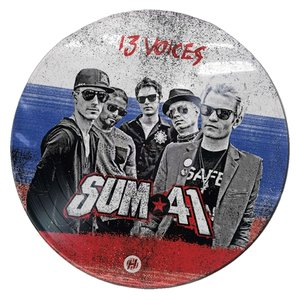 13 Voices (Limited Picture Disc Vinyl-Russia)