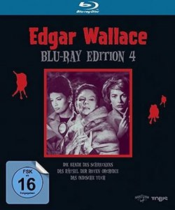 Edgar Wallace Blu-ray Edition 4