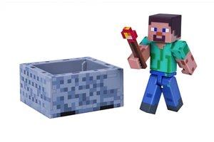 Minecraft Sammelfigur - Alex Eisenrüstung