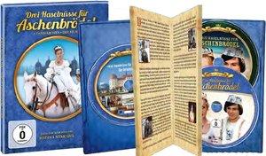 Drei Haselnüsse für Aschenbrödel - Media-Book (2 DVD / 1 BD)