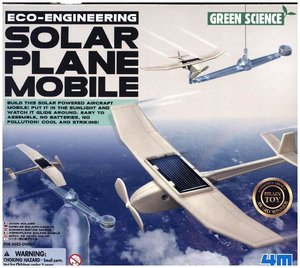 Eco-Engineering, Solar Plane Mobile (Experimentierkasten)
